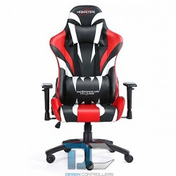 Fotel dla gracza Monster - Red Warriors Chair