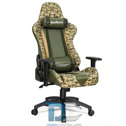 Fotel dla gracza - Fields of Battle DESERT CAMOUFLAGE - Warriors Chair - powystawowy