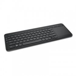Klawiatura z touchpadem Microsoft All in One Media Keyboard USB