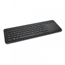 Klawiatura z touchpadem Microsoft All in One Media Keyboard USB