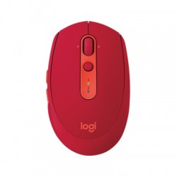 Logitech Klawiatura Wireless Mouse M590 MD Ruby