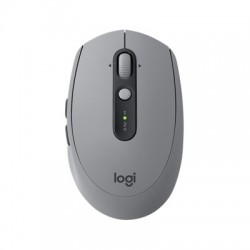 Logitech Klawiatura Wireless Mouse M590 MD Mid Grey Tonal
