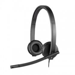 Logitech H570e Stereo Headset USB 981 000575