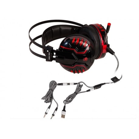 Słuchawki z mikrofonem A4Tech BLOODY M615