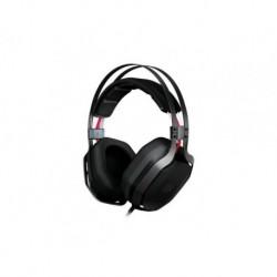 Słuchawki z mikrofonem Cooler Master MasterPulse MH530 czarne