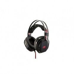 Słuchawki z mikrofonem Cooler Master MasterPulse MH750 podświetlenie czarne