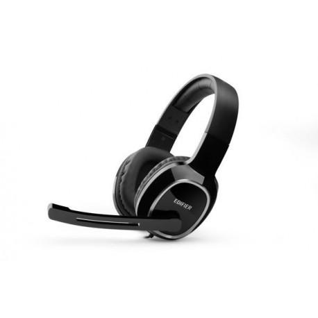 Słuchawki z mikrofonem Edifier K815 black