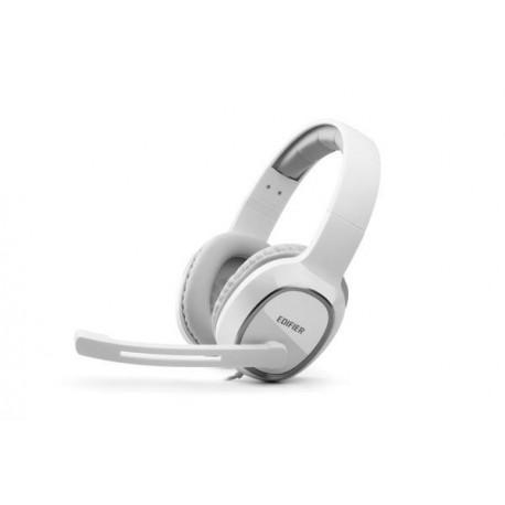 Słuchawki z mikrofonem Edifier K815 white