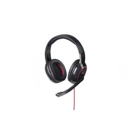 Słuchawki z mikrofonem Edifier G20 czarne