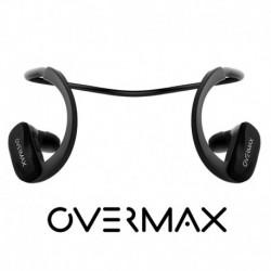 Słuchawki Overmax ActiveSound 3.1 MP3 bezprzewodowe czarne