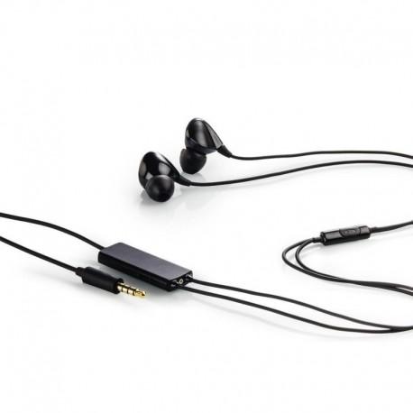 Słuchawki z mikrofonem Thomson EAR3827 z aktywna redukcją szumów