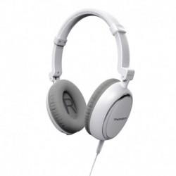 Słuchawki z mikrofonem Thomson HED2307 z aktywną redukcją szumów, białe