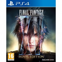 Final Fantasy XV: Royal Edition (PS4)
