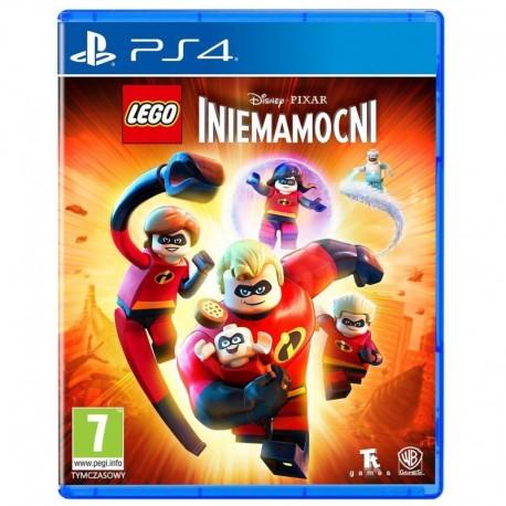 Incredibles (Iniemamocni) (PS4)