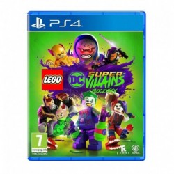 LEGO DC Super Villains (Super Złoczyńcy) (PS4)
