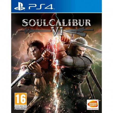 Soul Calibur 6 (PS4)