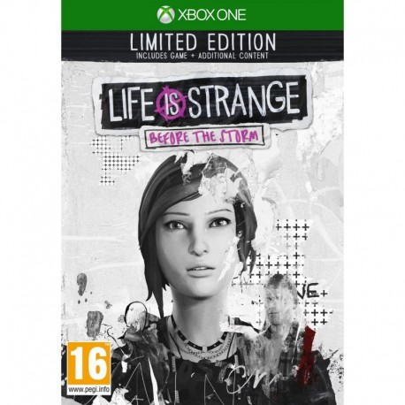 Life is Strange 2: Before The Storm Limited Edition (XBOX One)