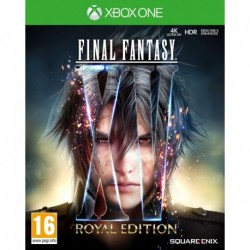 Final Fantasy XV: Royal Edition (XBOX One)
