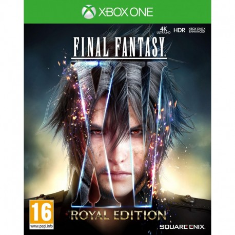 Final Fantasy XV: Royal Edition (XBOX One)