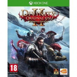 Divinity: Original Sin 2 Definitive Edition (XBOX One)