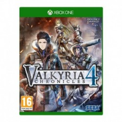 Valkyria Chronicles 4 Launch Edition (XBOX One)