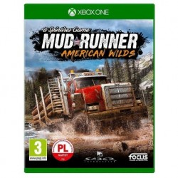 SpinTires: Mudrunner American Wilds Edition (XBOX ONE)