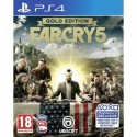 Far Cry 5 GOLD EDITION (PS4)