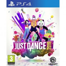 JUST DANCE 2019 PCSH (PS4)