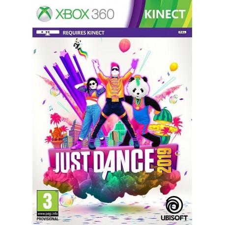 JUST DANCE 2019 PCSH (XBOX 360)