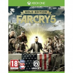 Far Cry 5 GOLD EDITION (XBOX ONE)
