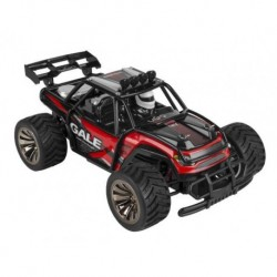 Samochód zdalnie sterowany RC UGO Buggy czarno czerwony