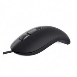 Mysz przewodowa Dell MS819 optyczna 1000 DPI z czytnikiem linii papilarnych czarna