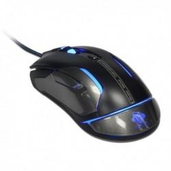 Mysz przewodowa E Blue Auroza FPS Gaming laserowa czarna