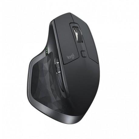 Mysz bezprzewodowa Logitech MX Master 2S optyczna grafitowa