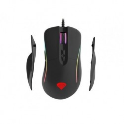 Mysz przewodowa Genesis Xenon 750 optyczna Gaming 10200DPI czarna