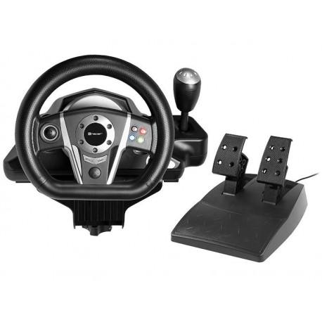 Kierownica Tracer Viper PS3 PS2 PC (X INPUT D INPUT)