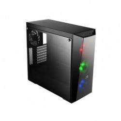 OBUDOWA COOLER MASTER MASTERBOX LITE 5 RGB MIDI TOWER Z OKNEM BEZ PSU WENTYLATOR LED RGB KONTROLER