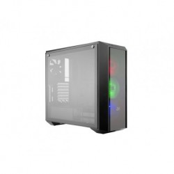 OBUDOWA COOLER MASTER MASTERBOX PRO 5 RGB MIDI TOWER Z OKNEM BEZ PSU WENTYLATOR LED RGB KONTROLER
