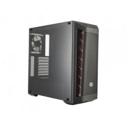OBUDOWA COOLER MASTER MASTERBOX MB511 RED MIDI TOWER Z OKNEM BEZ PSU
