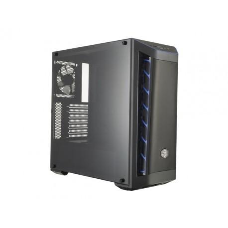 OBUDOWA COOLER MASTER MASTERBOX MB511 BLUE MIDI TOWER Z OKNEM BEZ PSU