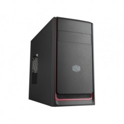 OBUDOWA COOLER MASTER MASTERBOX E300L RED MINI TOWER BEZ PSU