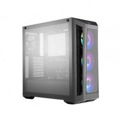 OBUDOWA COOLER MASTER MASTERBOX MB530P MIDI TOWER Z OKNEM BEZ PSU WENTYLATOR LED ARGB