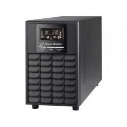 UPS POWERWALKER ON LINE 1 1 FAZY 1000 VA CG PF1 USB RS 232, 4 X IEC C13, EPO, WOLNOSTOJ (PO TESTACH)