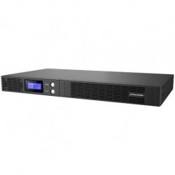 UPS POWERWALKER LINE INTERACTIVE 750VA R1U 4X IEC OUT, USB HID RS 232, RACK (USZKODZONE OPAKOWANIE)