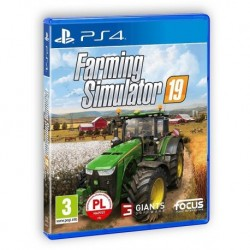 Farming Simulator 19 (PS4)