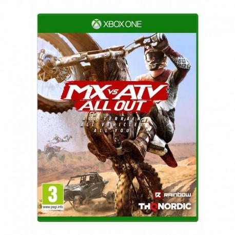 MX vs ATV All Out (XBOX One)