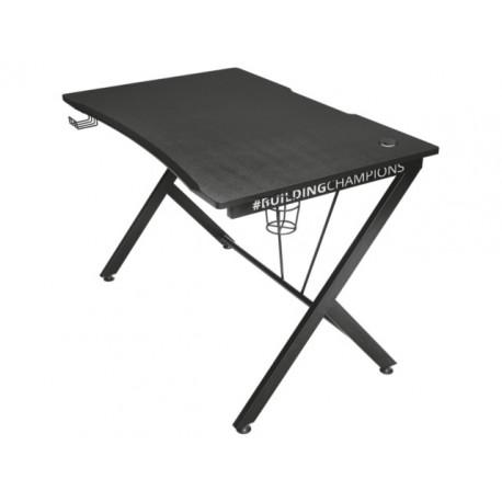 aming desk - biurko dla graczy - TRUST GXT 711 DOMINUS