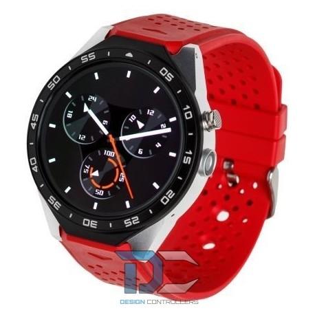Smartwatch Garett Expert red