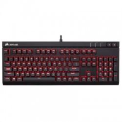 Klawiatura gamingowa Corsair Strafe Cherry MX Red (mechaniczna)