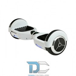 """Deskorolka elektryczna SKYMASTER Wheels Opticum 6"""" White"""